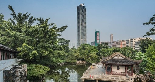Visit the Walled City Park on your Hong Kong Vacation