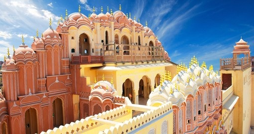 The Palace of Winds, Jaipur