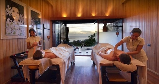 Choose a relaxing spa day - a must inclusion on all Fiji vacation packages