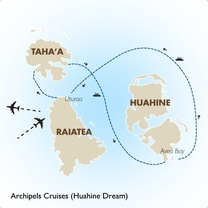 Archipels Cruises (Huahine Dream)