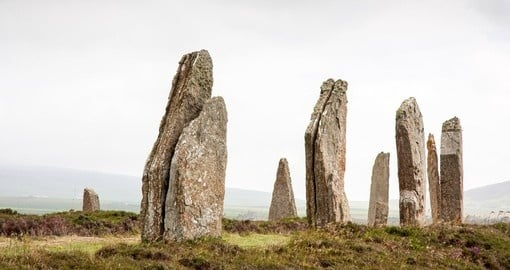 Discover Brodgar Circle in Orkney during your next Scotland vacations.