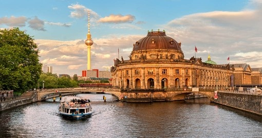 Begin your germany vacation in Berlin
