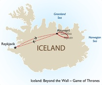 Iceland: Beyond the Wall – Game of Thrones