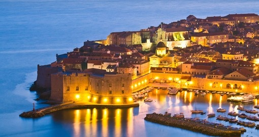 Tour famous Dubrovnik on your Croatia Vacation