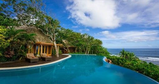 Experience all the amenities Namale Fiji Islands Resort and Spa can offer on your next Fiji vacations.