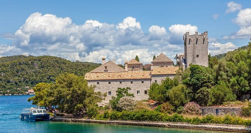A favourite of the British Royal Family, Mljet is just 23 miles from Dubrovnik