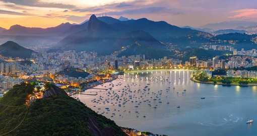 The bustling city of Rio de Janeiro has been one of Brazil's most popular and frequented tourist destinations for decades