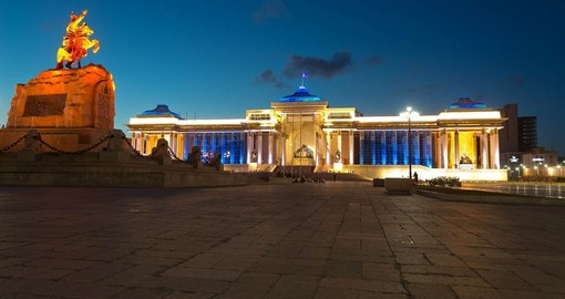 Ulaan Baatar the ideal starting point on a trip to Mongolia