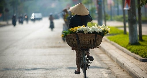 Catch a glimpse of local life on your Asian Tour