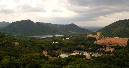 Sun City is a popular destination that should be considered when booking your South African safari.