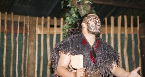 Experience rich Maori culture during your next New Zealand vacations.