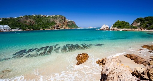Beach in Knysna