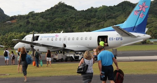 Arrive in Style on your Cook Islands Vacations