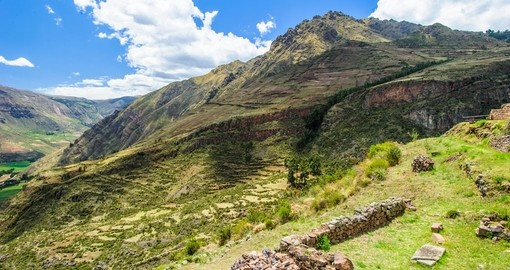 You will see the Sacred Valley of the Incas during your Peru tour.