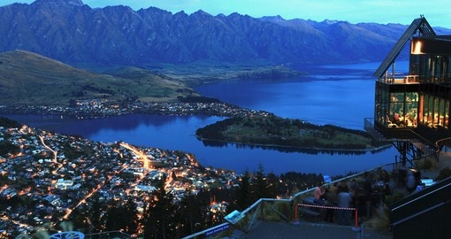 Stay in one of the world's adventure capitals on your New Zealand vacation