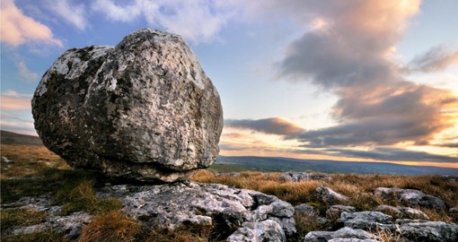 With some of the finest limestone scenery in the UK, The  Yorkshire Dales can be wild and windswept or quietly tranquil