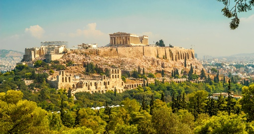 Explore the Acropolis of Athens during your next trip to Greece