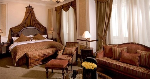 Take full advantage of all the amenities of Hotel Plaza Grande Quito can offer on your next trip to Ecuador.