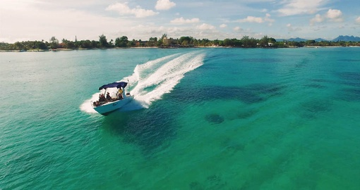 Experience high speed adventure on your trip to Mauritius