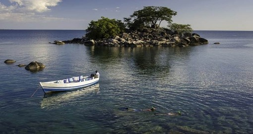 You will visit Lake Malawi during your Zambia vacation.