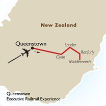 Queenstown: Executive Railtrail Experience