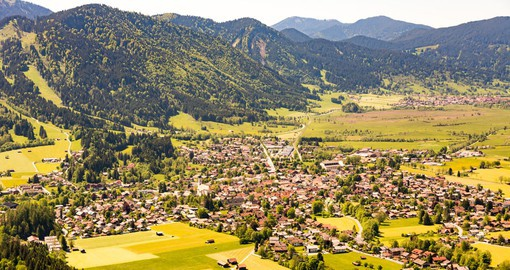 Village of Oberammergau