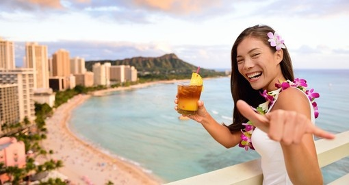 Mai Tai and the Aloha Spirit