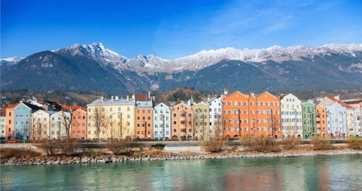Visit charming Innsbruck on your Austria Vacation