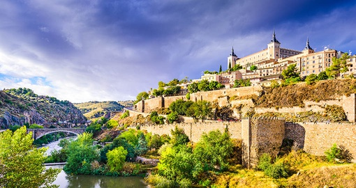 Experience the wine and history of Toledo on your Spain Tour