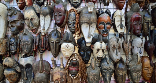 Go treasure hunting in local markets on your Cape Town vacation