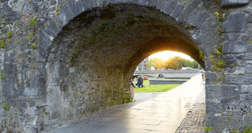 Learn the history of fascinating Galway on your Ireland Tour