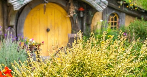 Visit the Matamata Hobbiton site on your trip to NewZealand