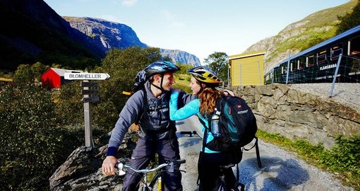 Exploring Flam by Bike