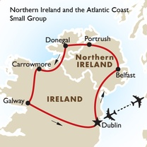 Northern Ireland and the Atlantic Coast Small Group