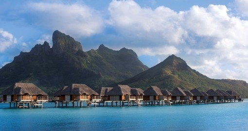 Explore all the amenities of the Four Seasons on your next Bora Bora vacations.
