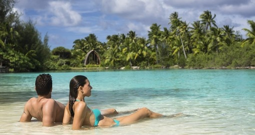 Honeymooners will be overly ecstatic with all the amenities they will find on their Trip to Bora Bora.