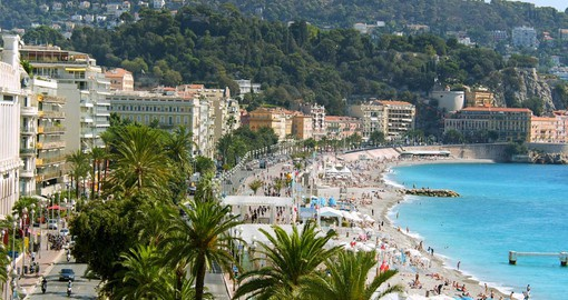 With a stunning seaside location and vibrant street life, Nice is one of France's gems