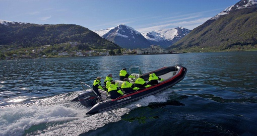 Experience Fjord safari during your Norway vacations.