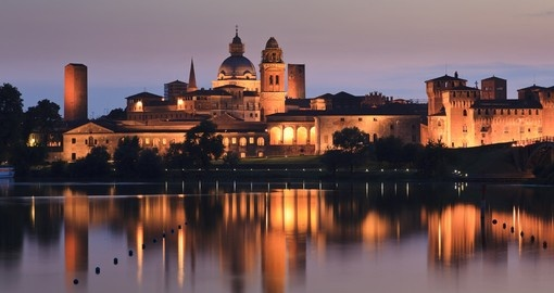 Explore Mantua city in Italy on your next Italy vacation.
