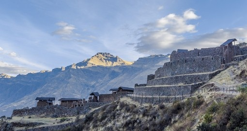 Explore the Pisac ruins on your Peru Tour