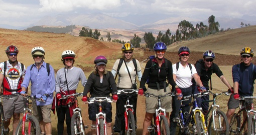 Cusco mountain biking