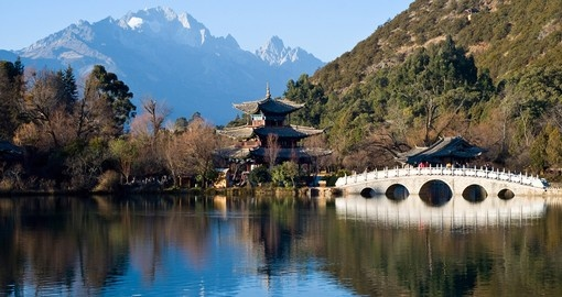 Black Dragon Pool at Lijiang