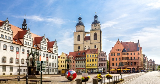 Explore this fascinating history of the Reformation on your trip to Germany