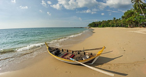 Koh Lanta is one of Thailand's most beautiful islands, located just off the coast of Krabi