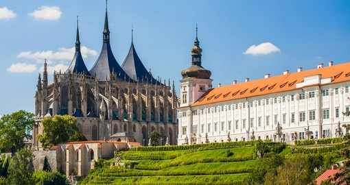 Explore historic Kutna Hora on your European Tour Package