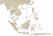 Classic South East Asia incl. Air