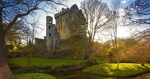 Explore Blarney Castle on your trip to Ireland