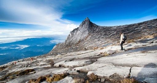Enjoy the natural landscape that is Mount Kinabalu where you can enjoy the fresh mountain air on one of your Malaysia Tours