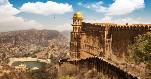 Historical Jaipur is the capital of Rajasthan