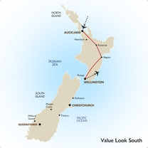 NZ Value Look South